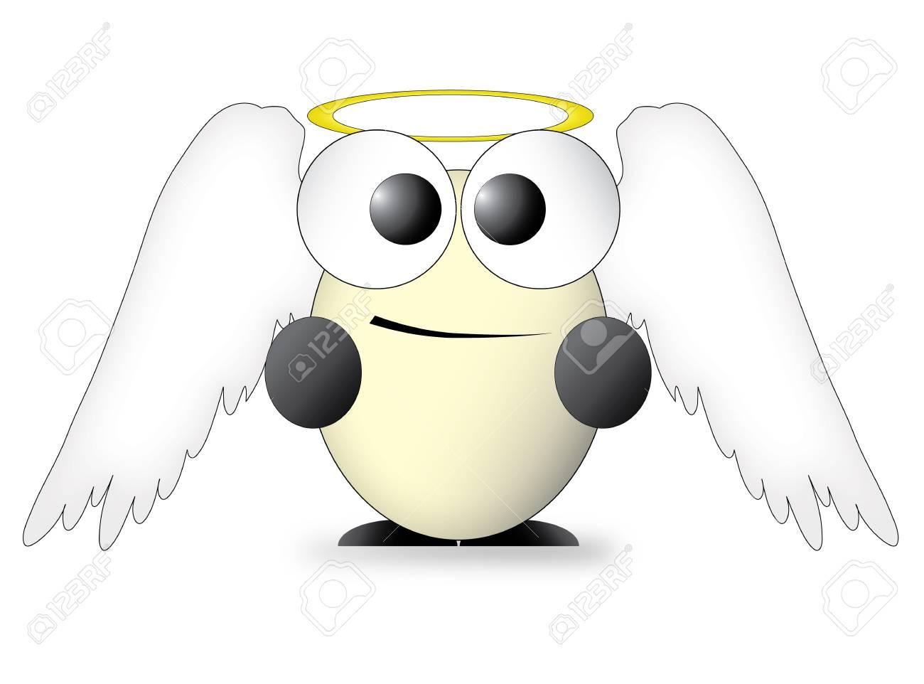Cartoon Character - Angel Stock Vector - 14383911