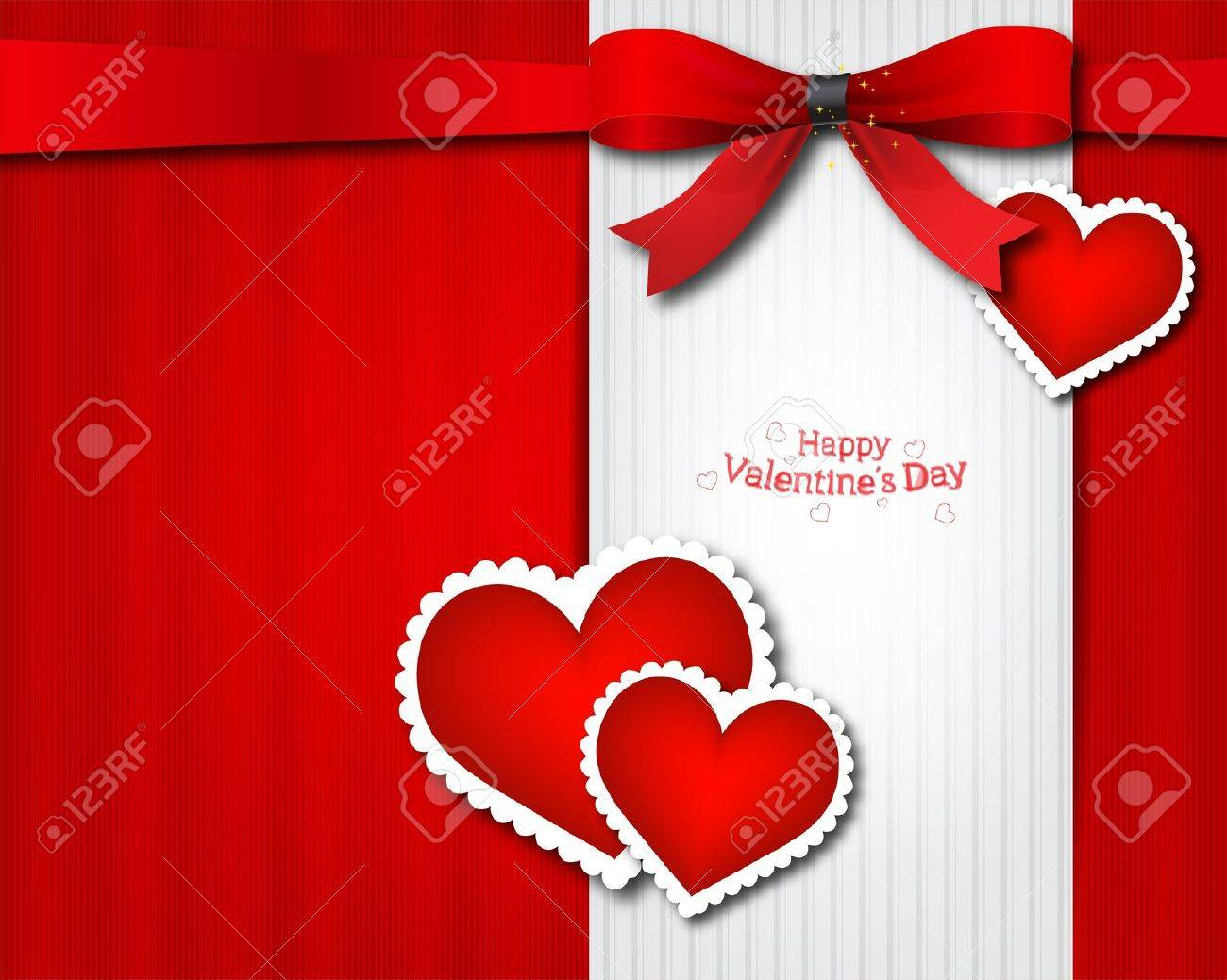 The Valentine S Day Invitation Card Royalty Free Cliparts Vectors – Valentine Card Image