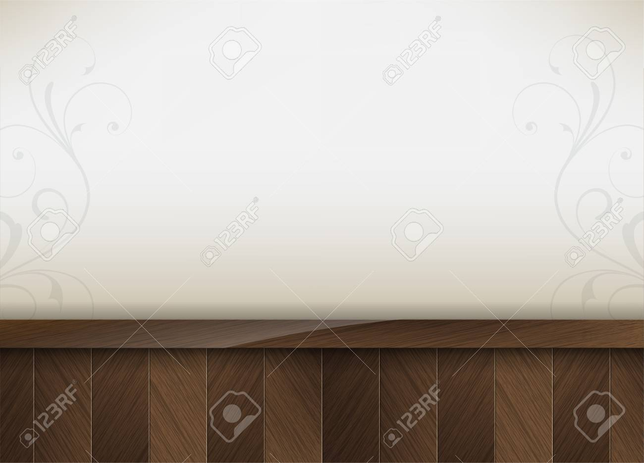 Business background with wood insertion and a white space for text Stock Vector - 18384263