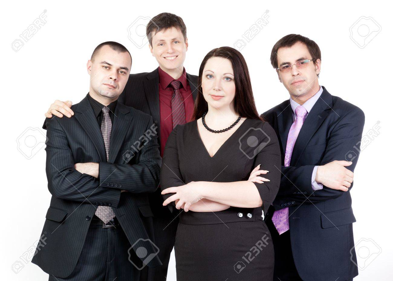 19381563-four-business-people-standing-s