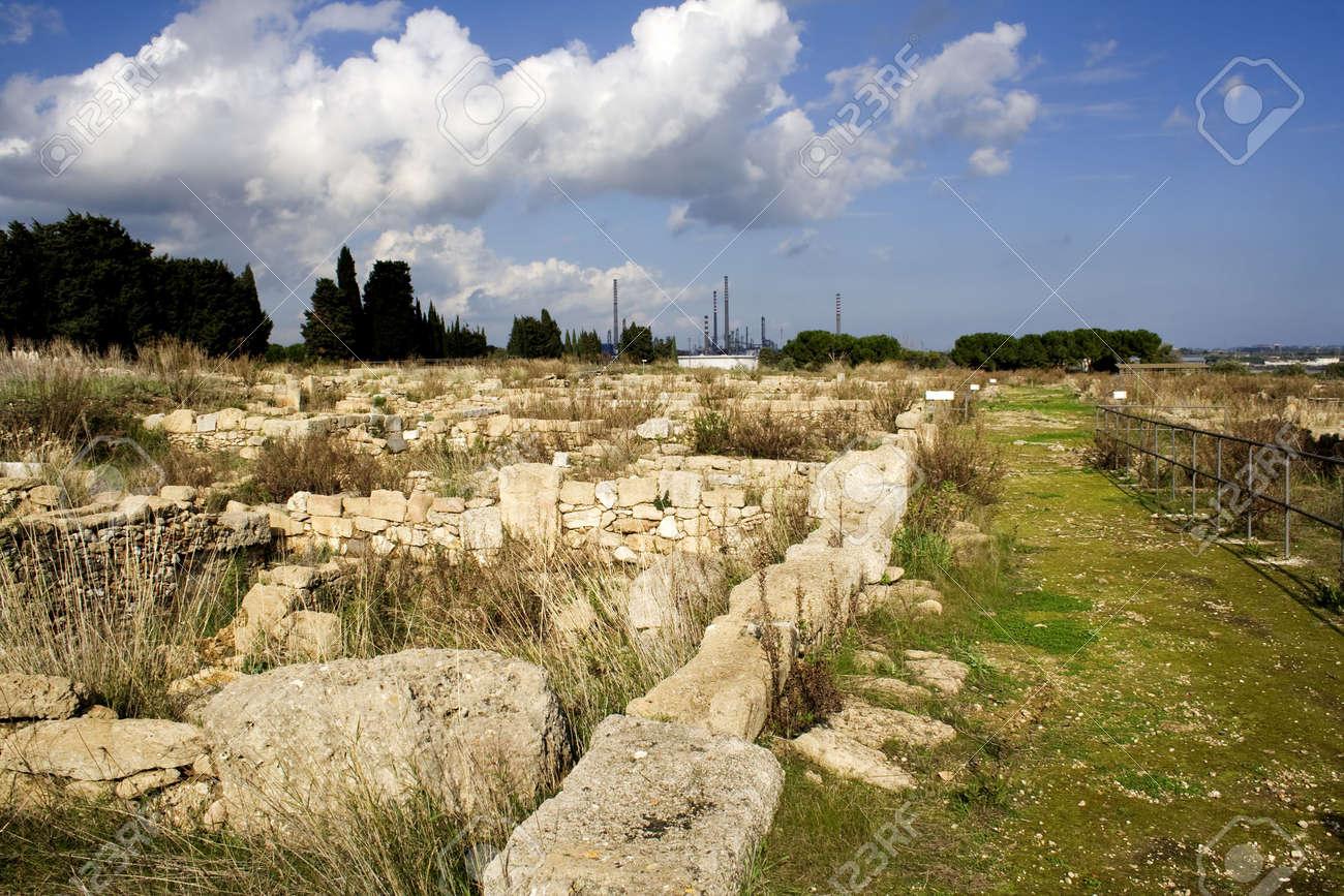 メガラ Hyblea、東洋のシチリア...