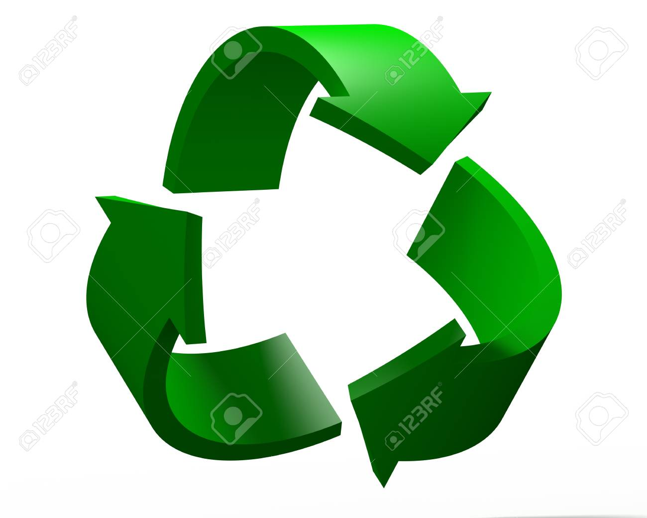 3d render of recycling symbol isolated on the white background 3d render of recycling symbol isolated on the white background stock photo 18640187 biocorpaavc Gallery