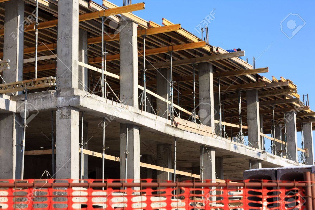 building site Stock Photo - 4730349