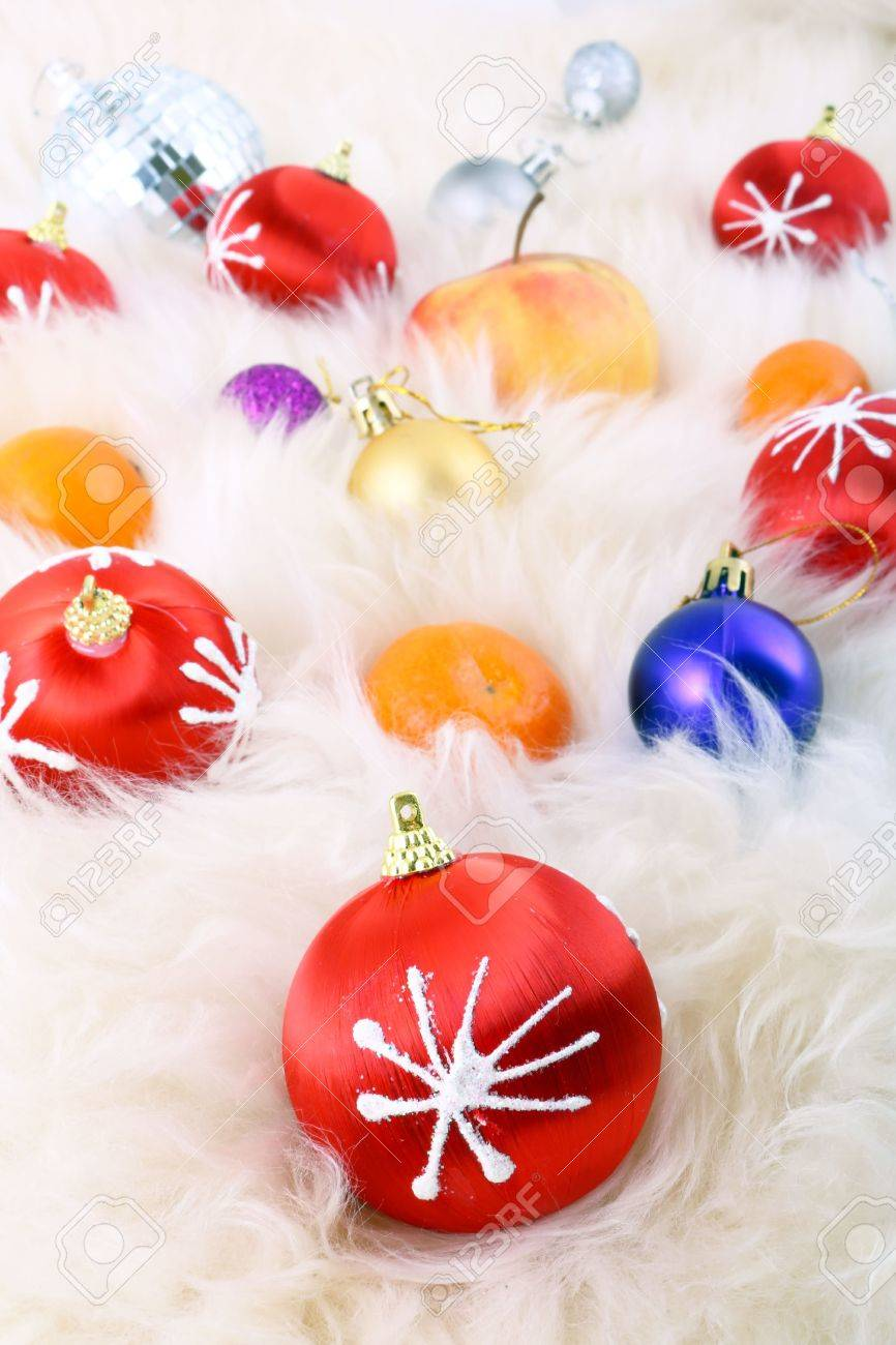 christmas balls Stock Photo - 5663892