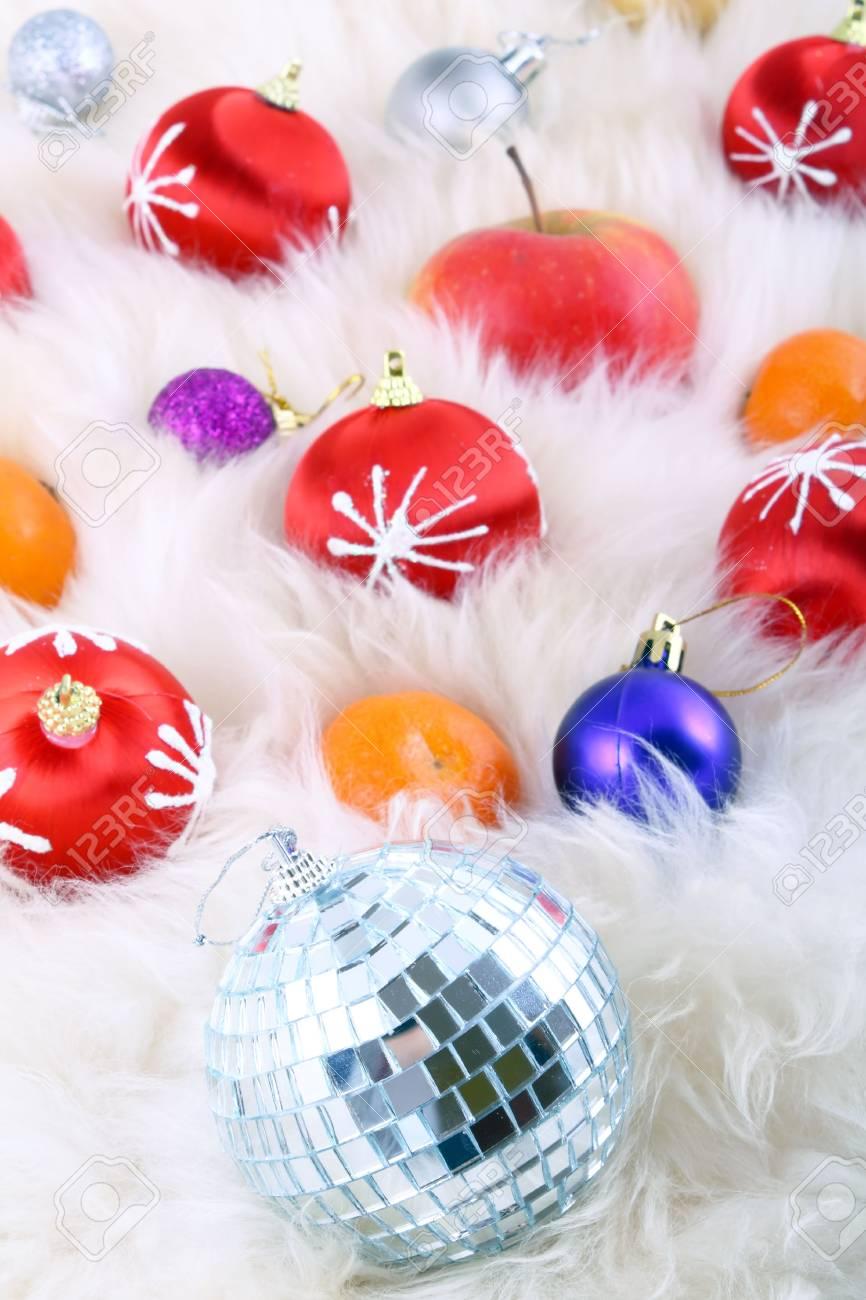 christmas balls Stock Photo - 5663873