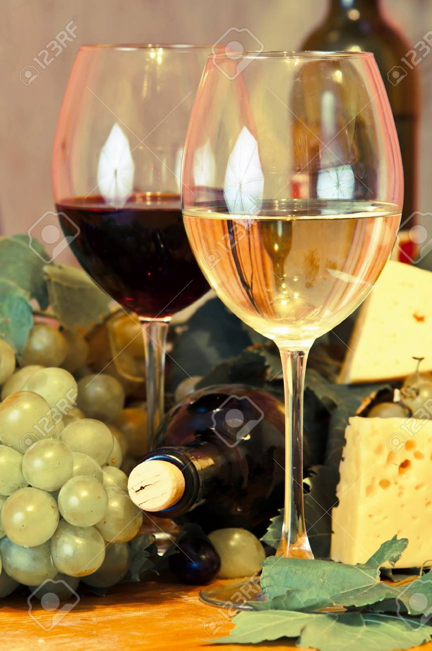 Wine composition Stock Photo - 7888699