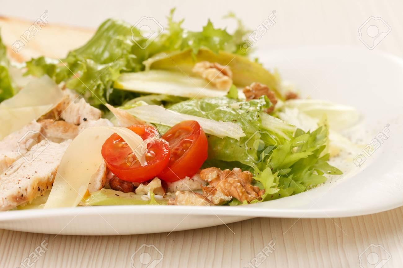 Caesar Salad Stock Photo - 10207177