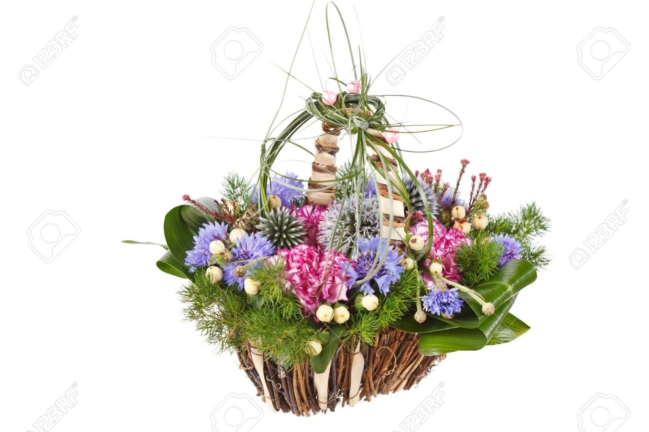 bouquet of colorful flowers Stock Photo - 10560332