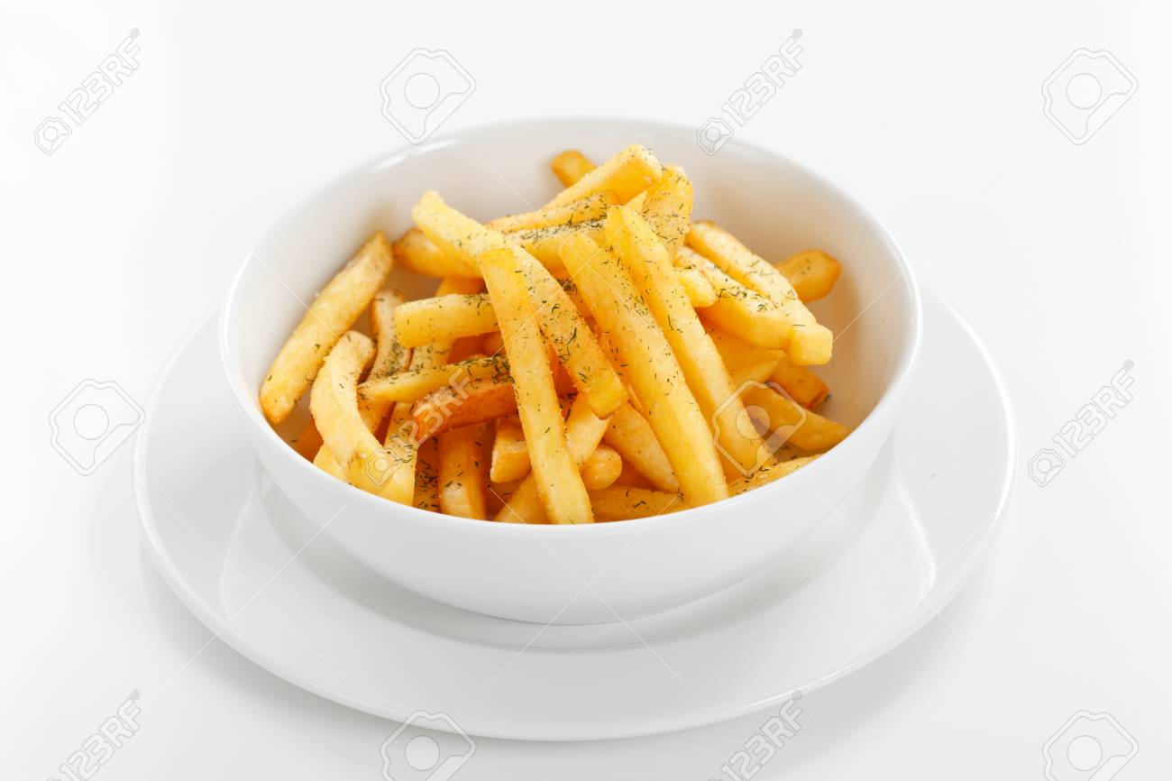 French fries Stock Photo - 10560304