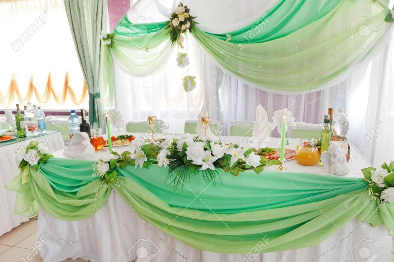 Wedding table setting Stock Photo - 15121468
