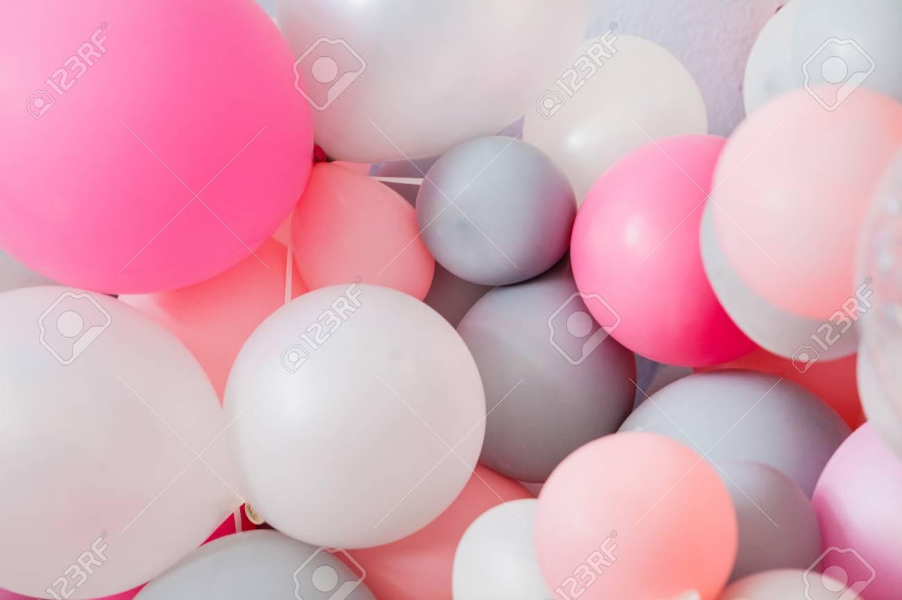 multicolor ballons - 55668185