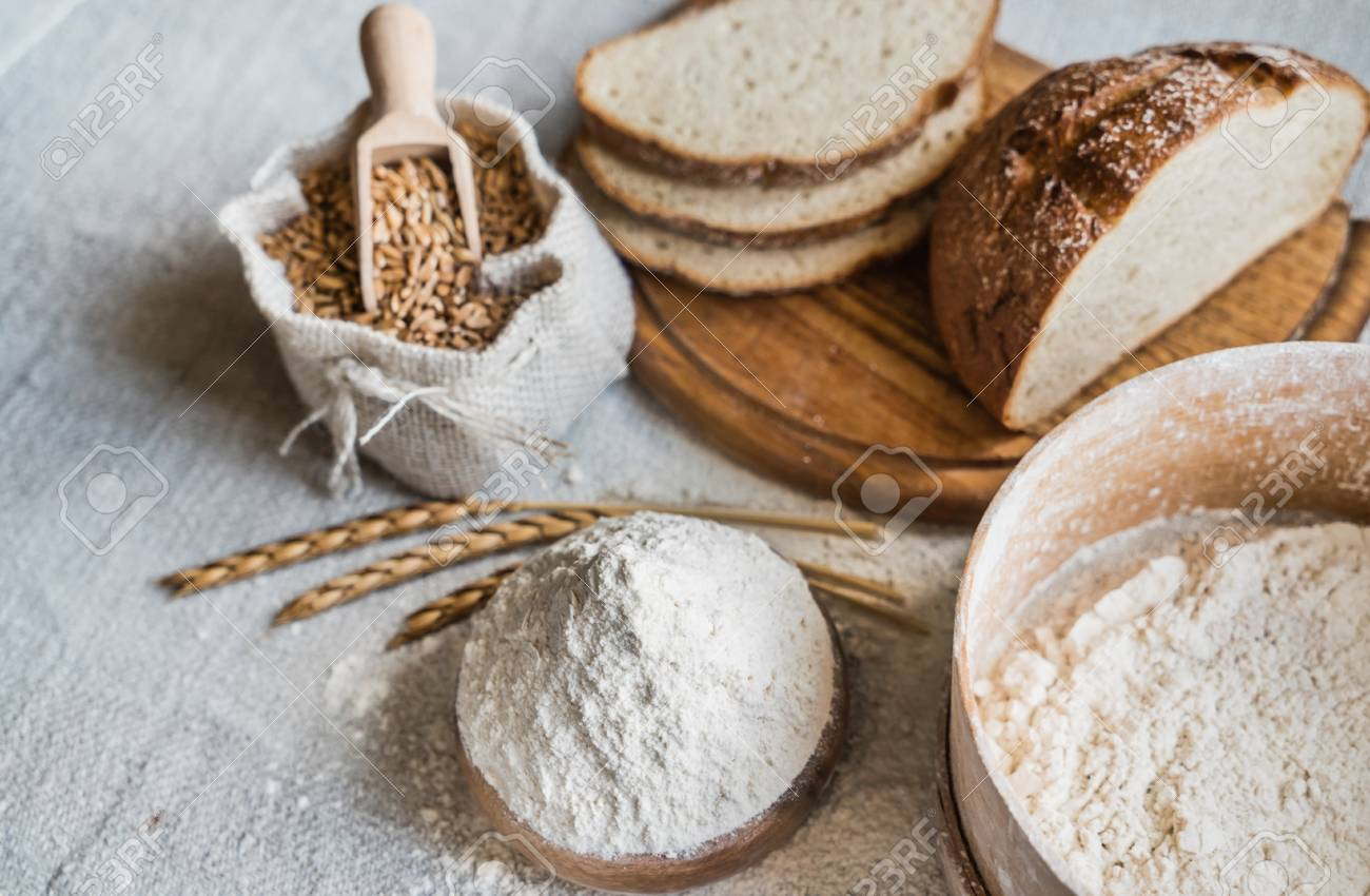 spelt flour deutsch