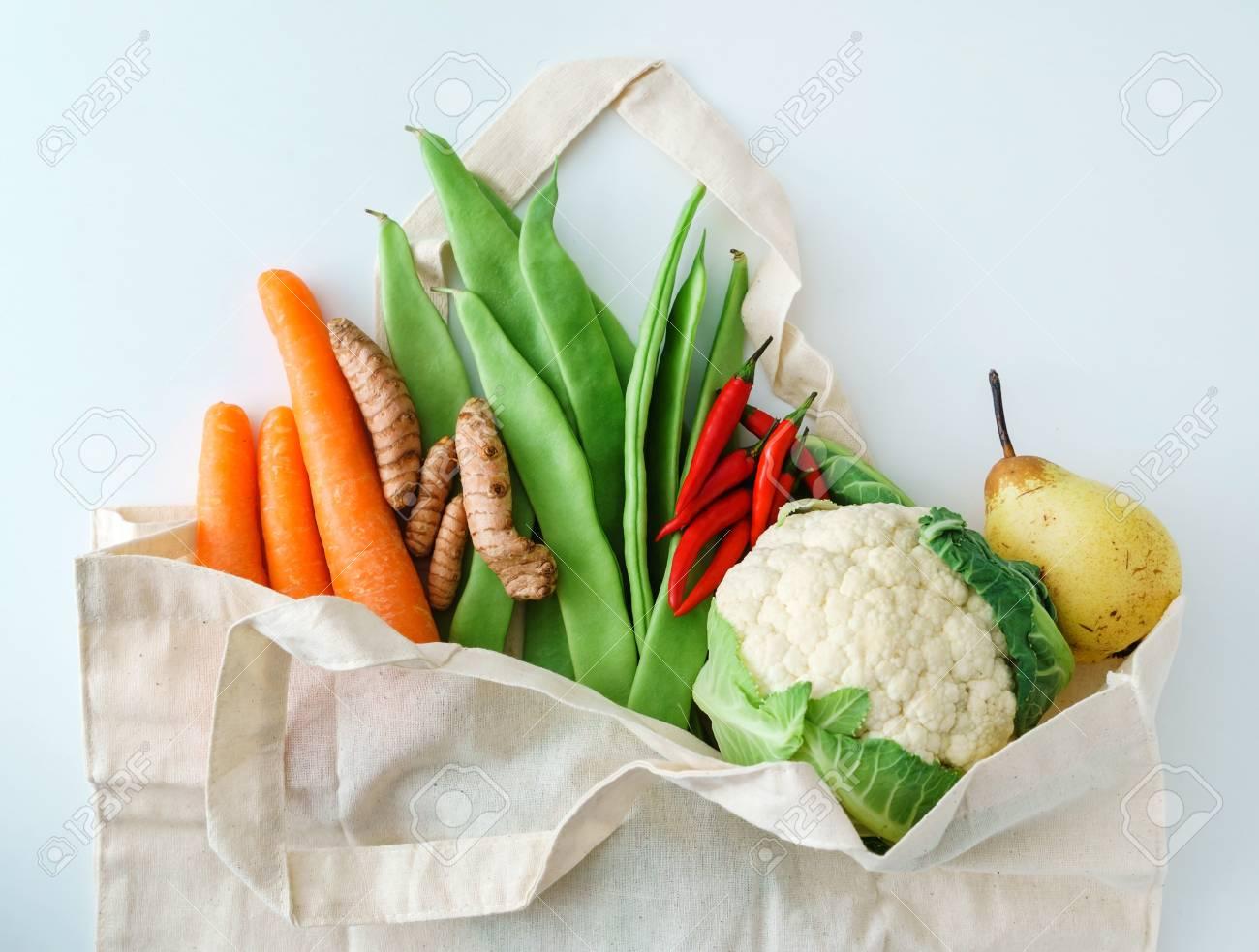 fresh organic vegetables - 94670490