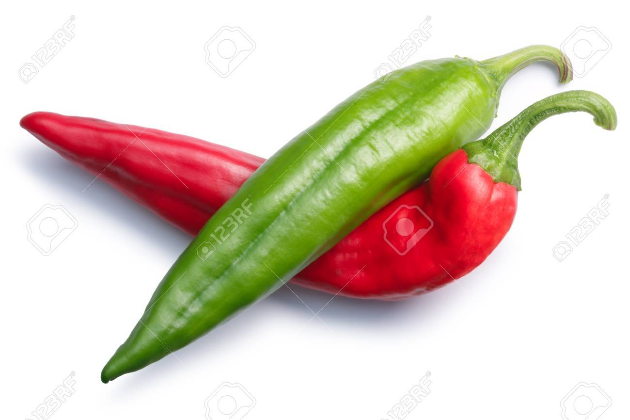 Red Or Green Numex New Mexico Hatch Chile Peppers Crossed Top Stock Photo Picture And Royalty Free Image Image 87247825