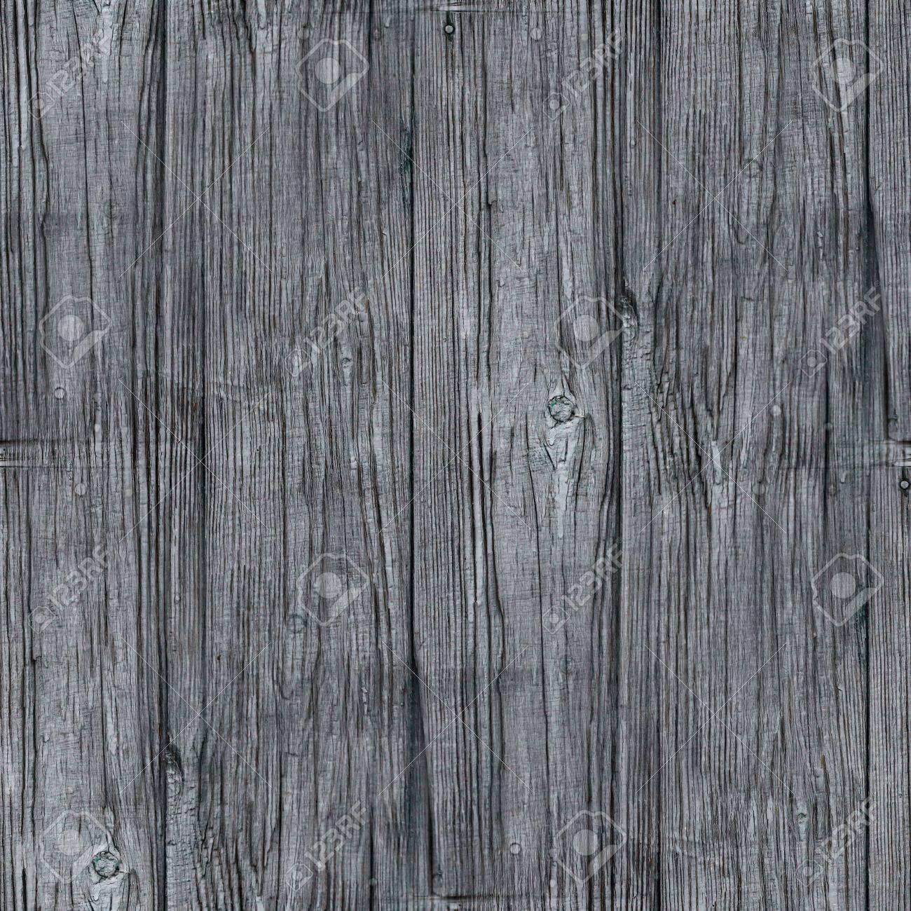Naadloze Textuur Van Oude Houten Planken Achtergrond Barst Behang ...