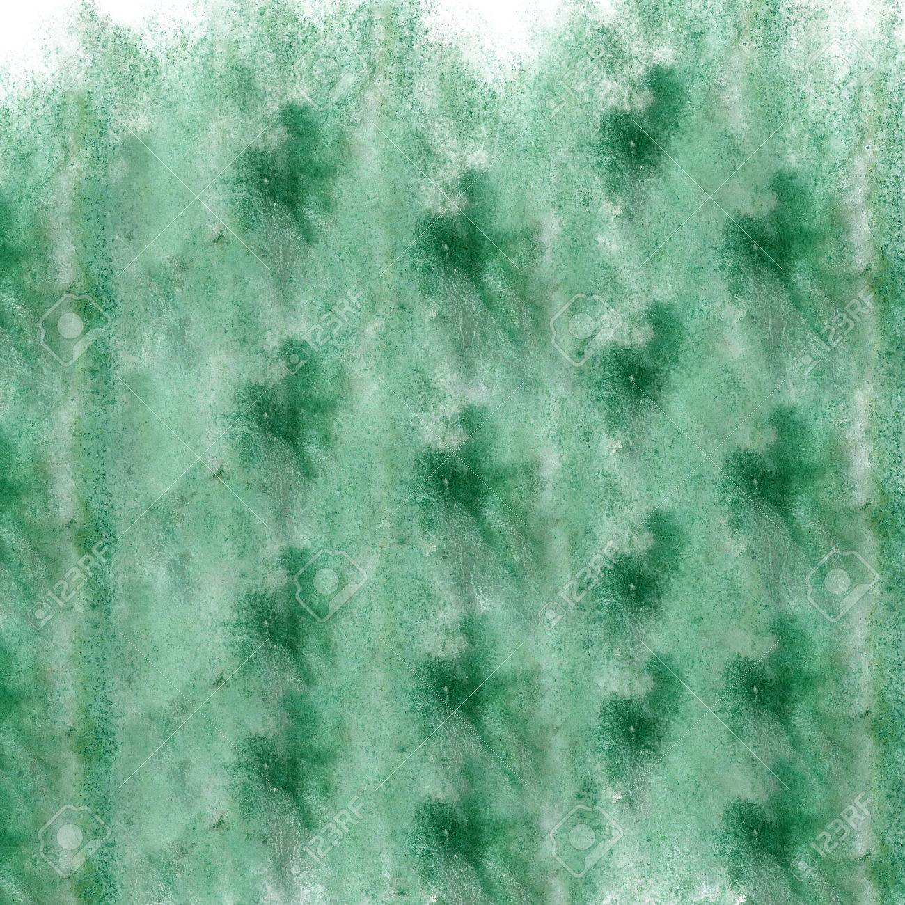 modern art avant-guard texture background green wallpaper vintage pattern hand-drawing design seamless