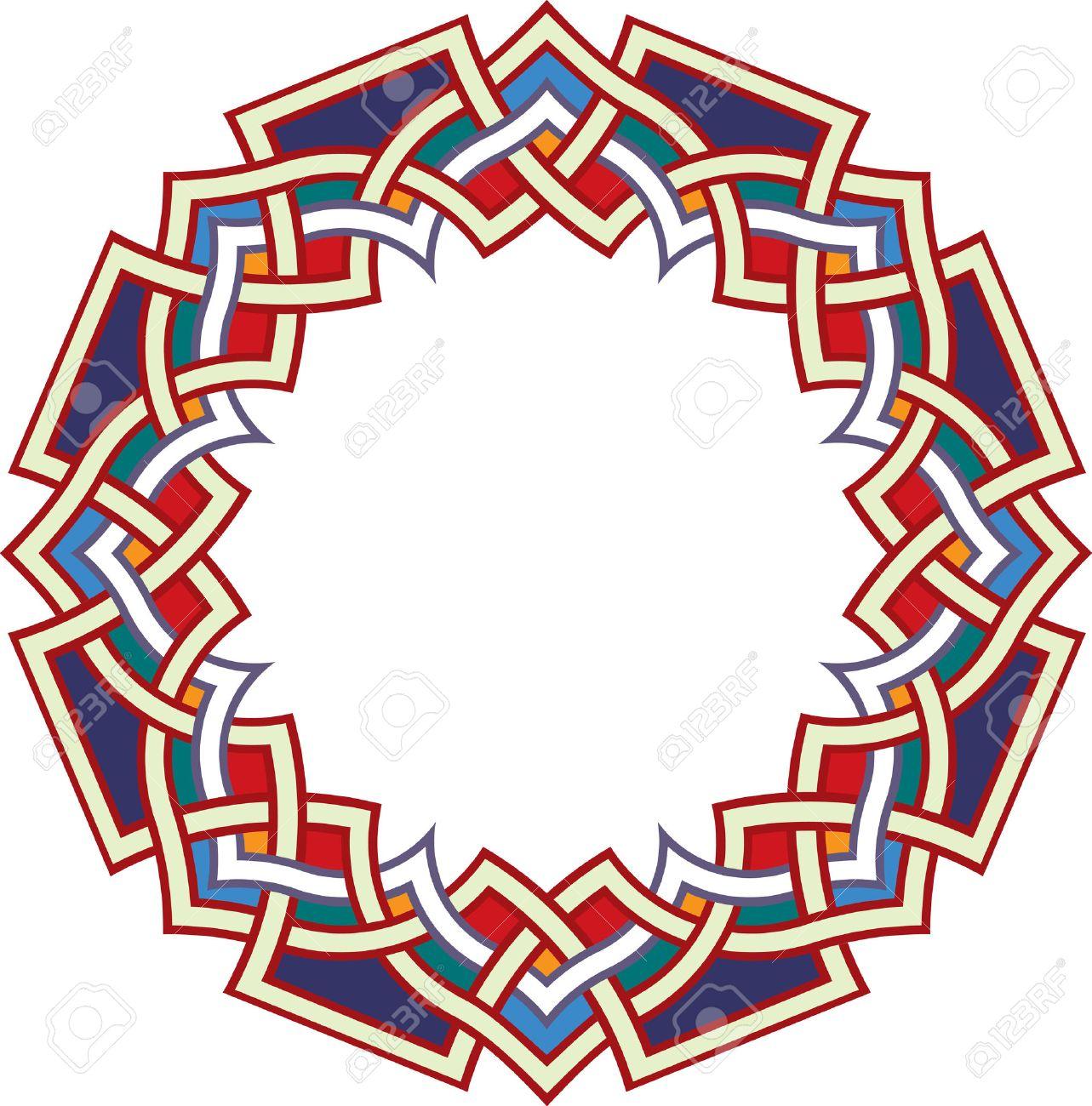 Tattoos arabesque tattoos arabeske tattoos arabesk tattoos - Arabesque Design Element Vector File Colored 24306569