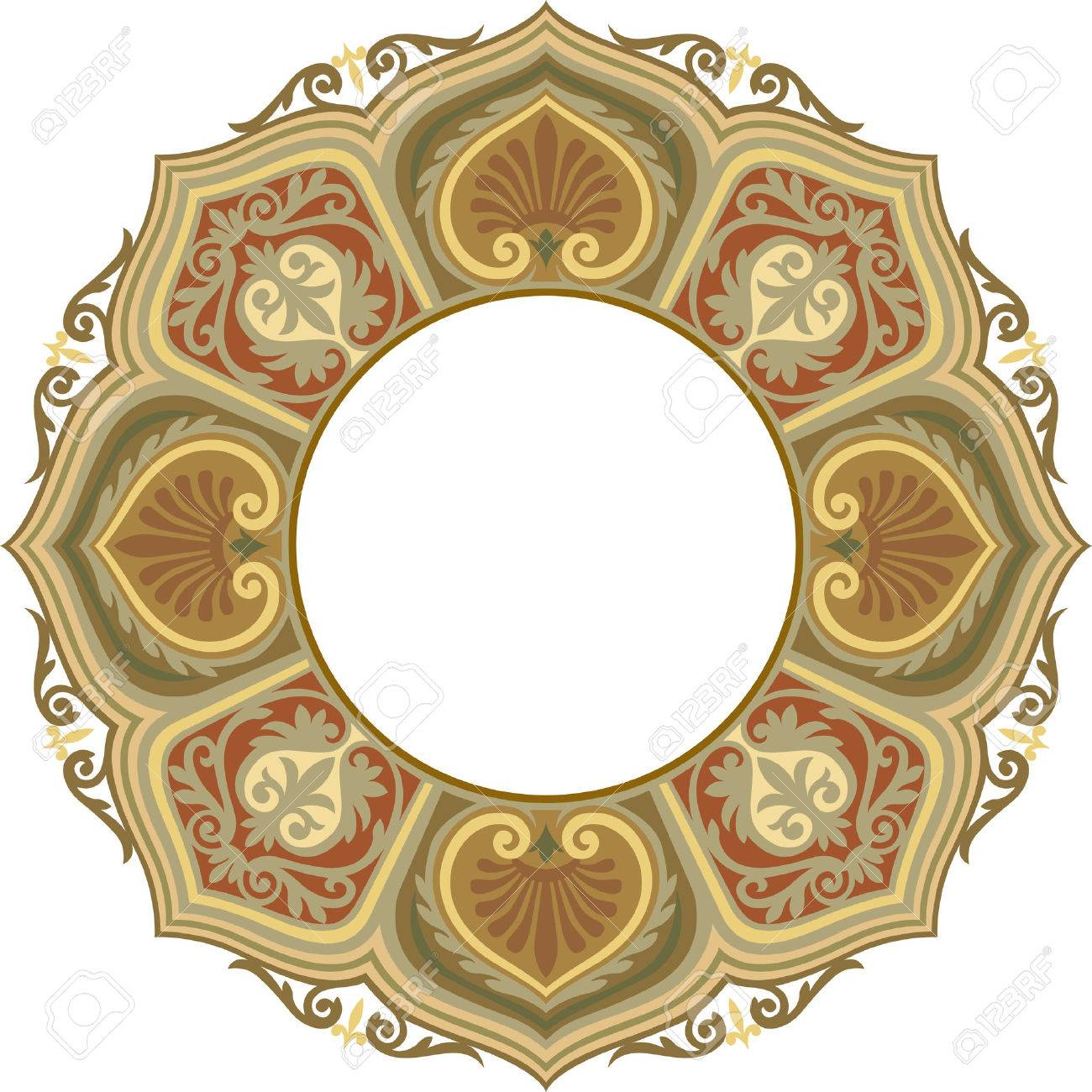 Decorative design element, vector file Stock Vector - 24306773