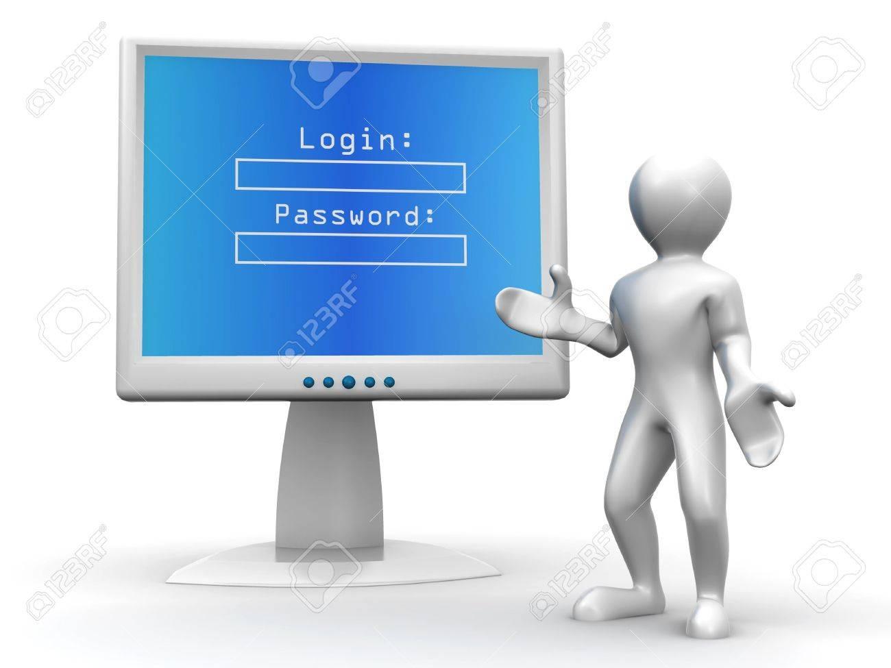 Что такое логин и password 21 фотография