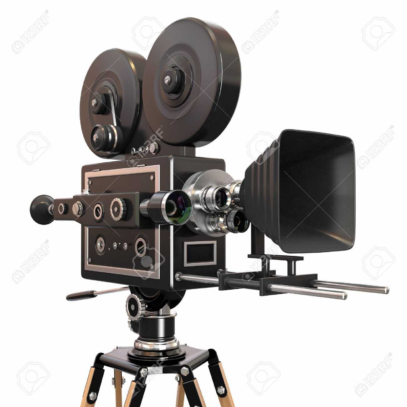 Movie Camera Stock Photos. Royalty Free Movie Camera Images And ...