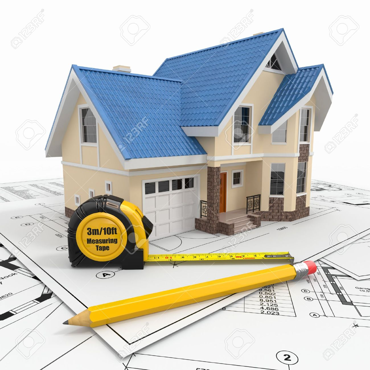 3d home architect projects