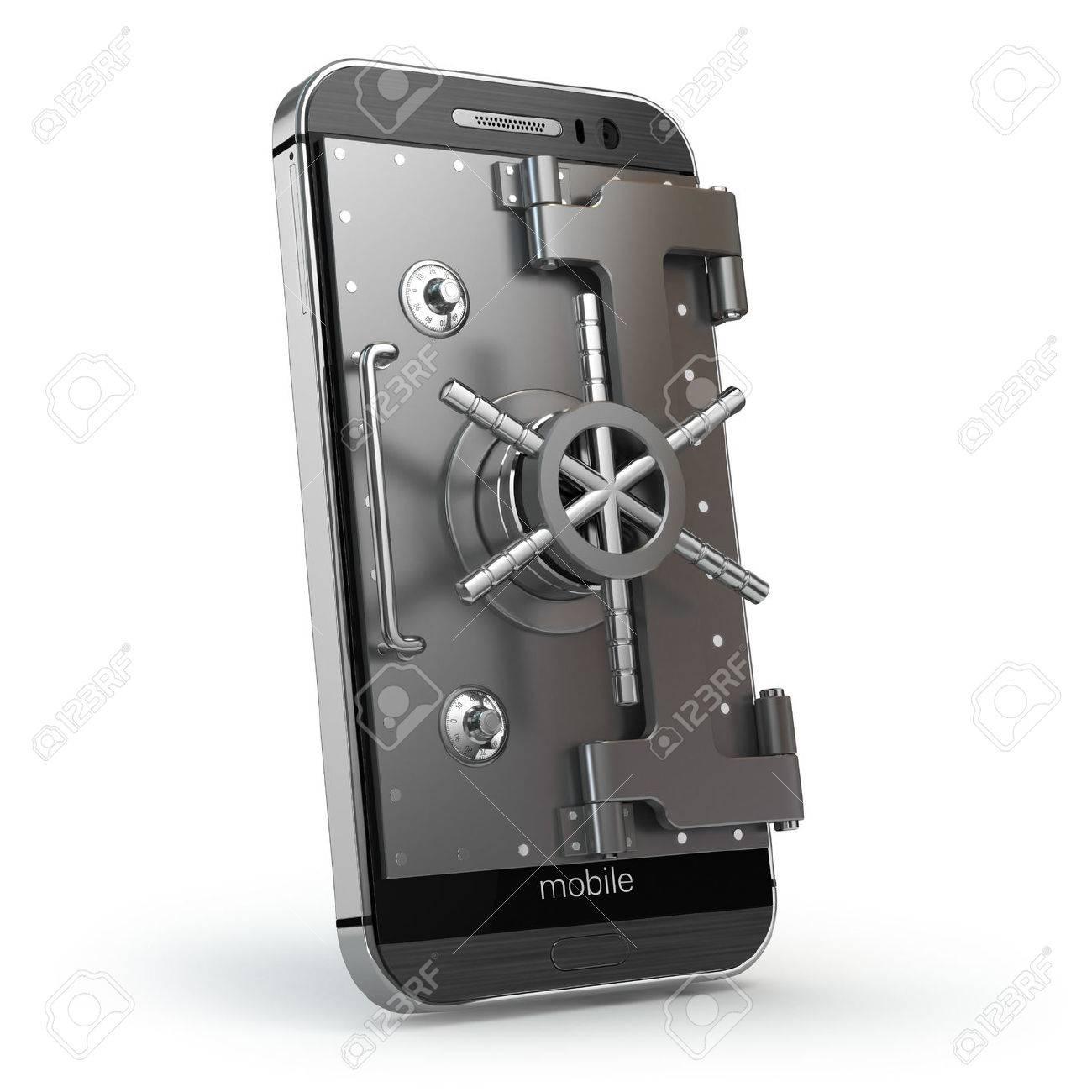 Cell phone vault