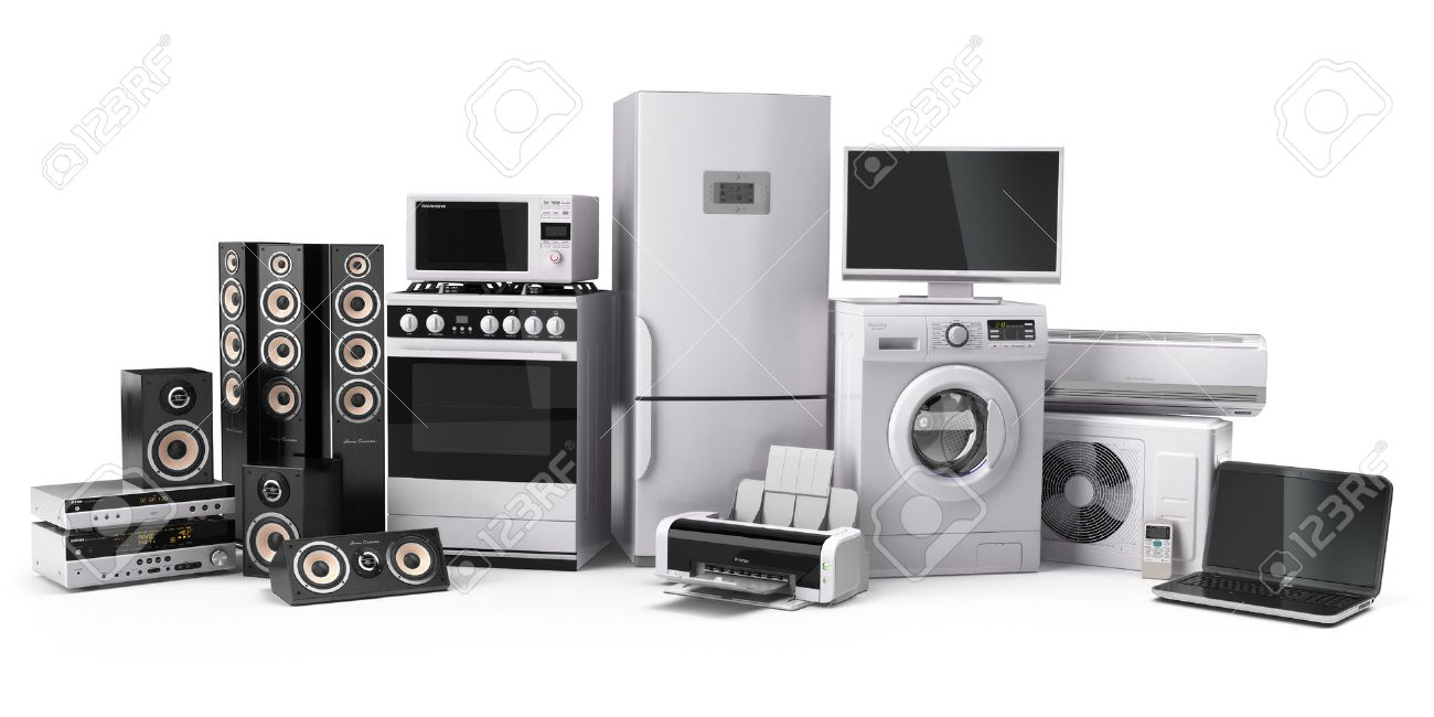 elettrodomestici cucina a gas tv cinema frigo aria condizionata microonde computer portatile