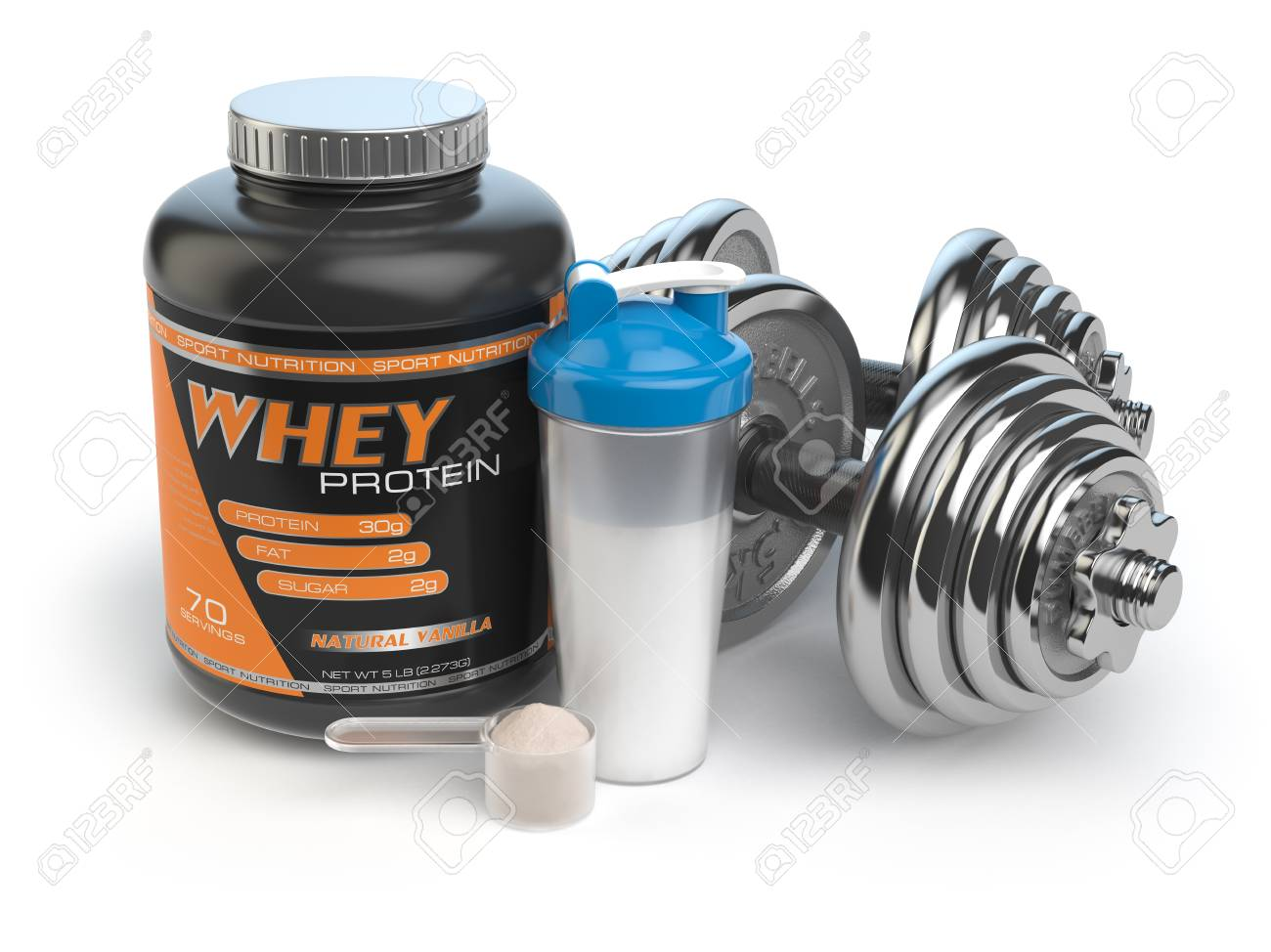 Sports Bodybuilding Supplements Or Nutrition Fitness Or Healthy Stock Photo Picture And Royalty Free Image Image 56606168