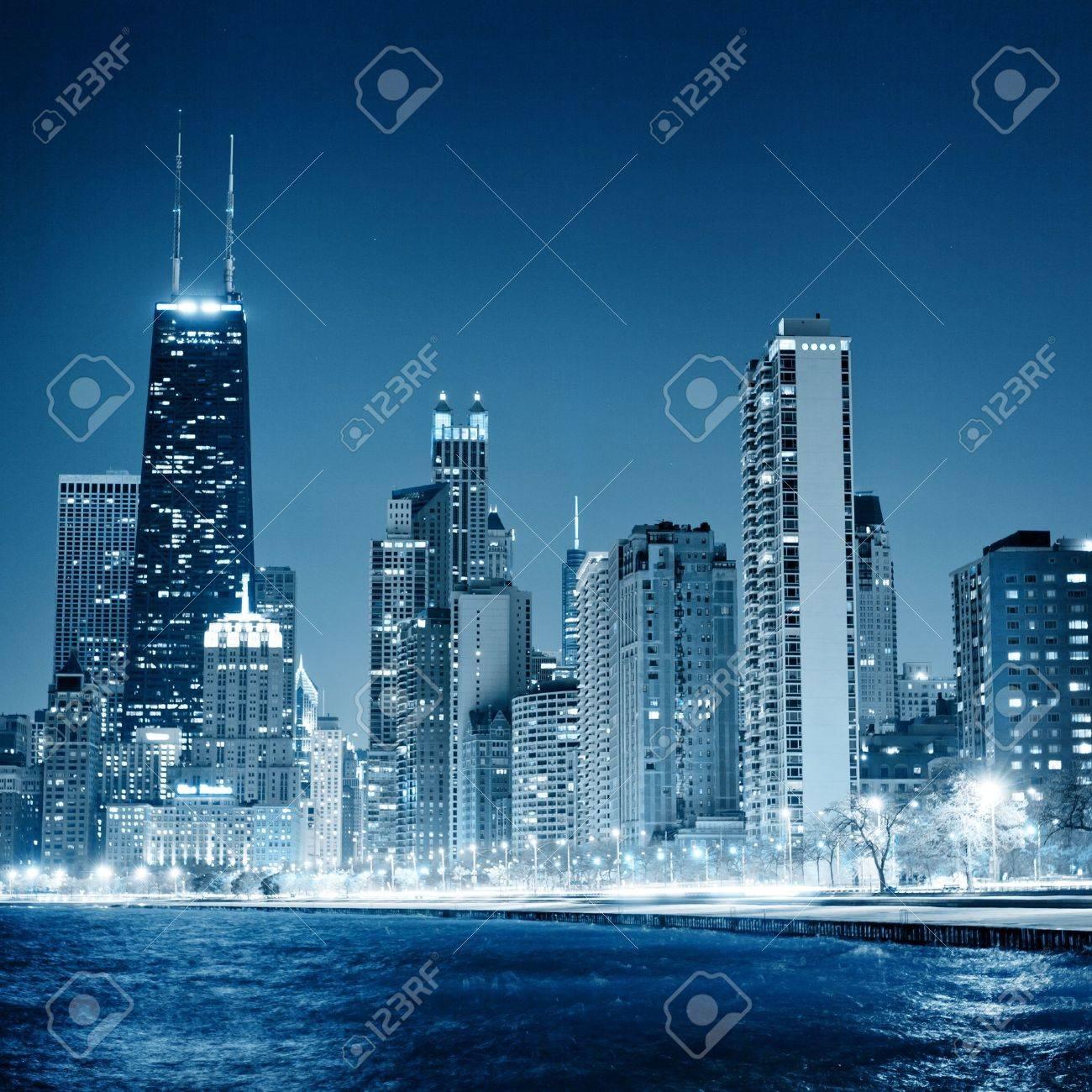 Chicago Stock Photo - 13418101