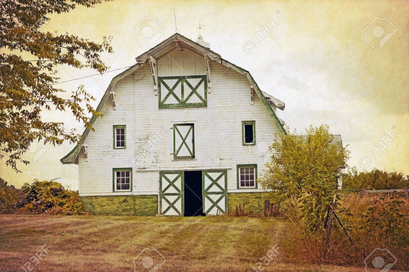 Old Barn Stock Photo - 14802797