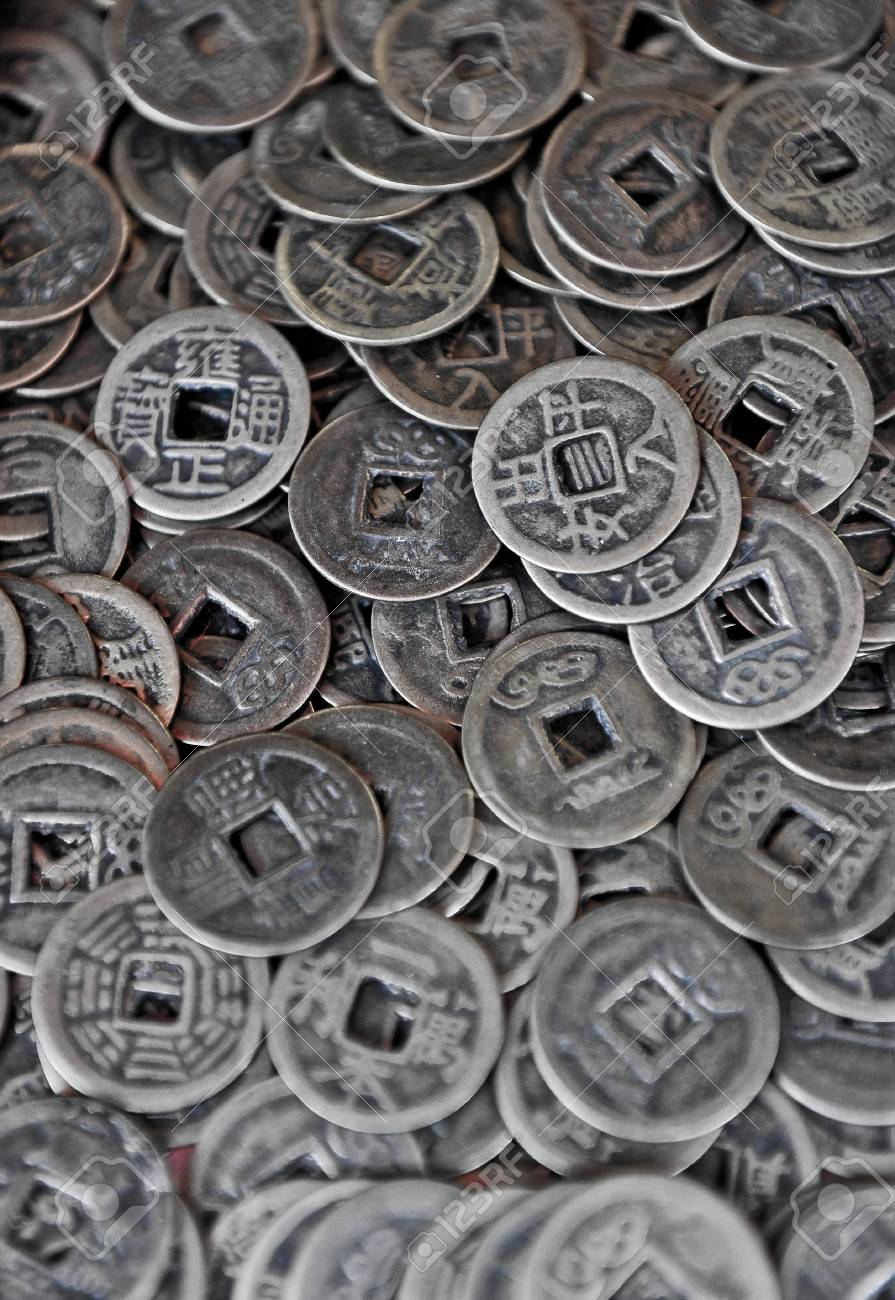Old Coins Stock Photo - 15245171