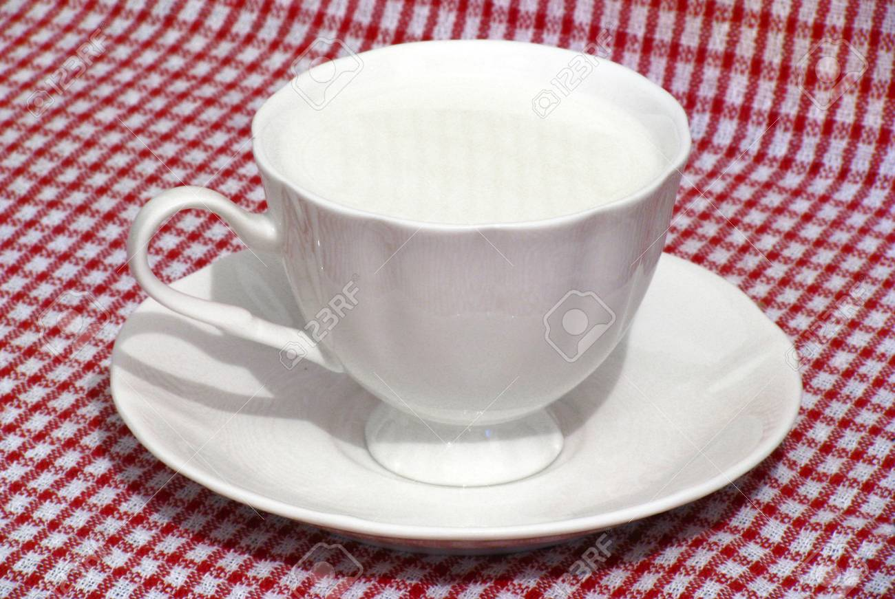 one more cup of milk Stock Photo - 3789334