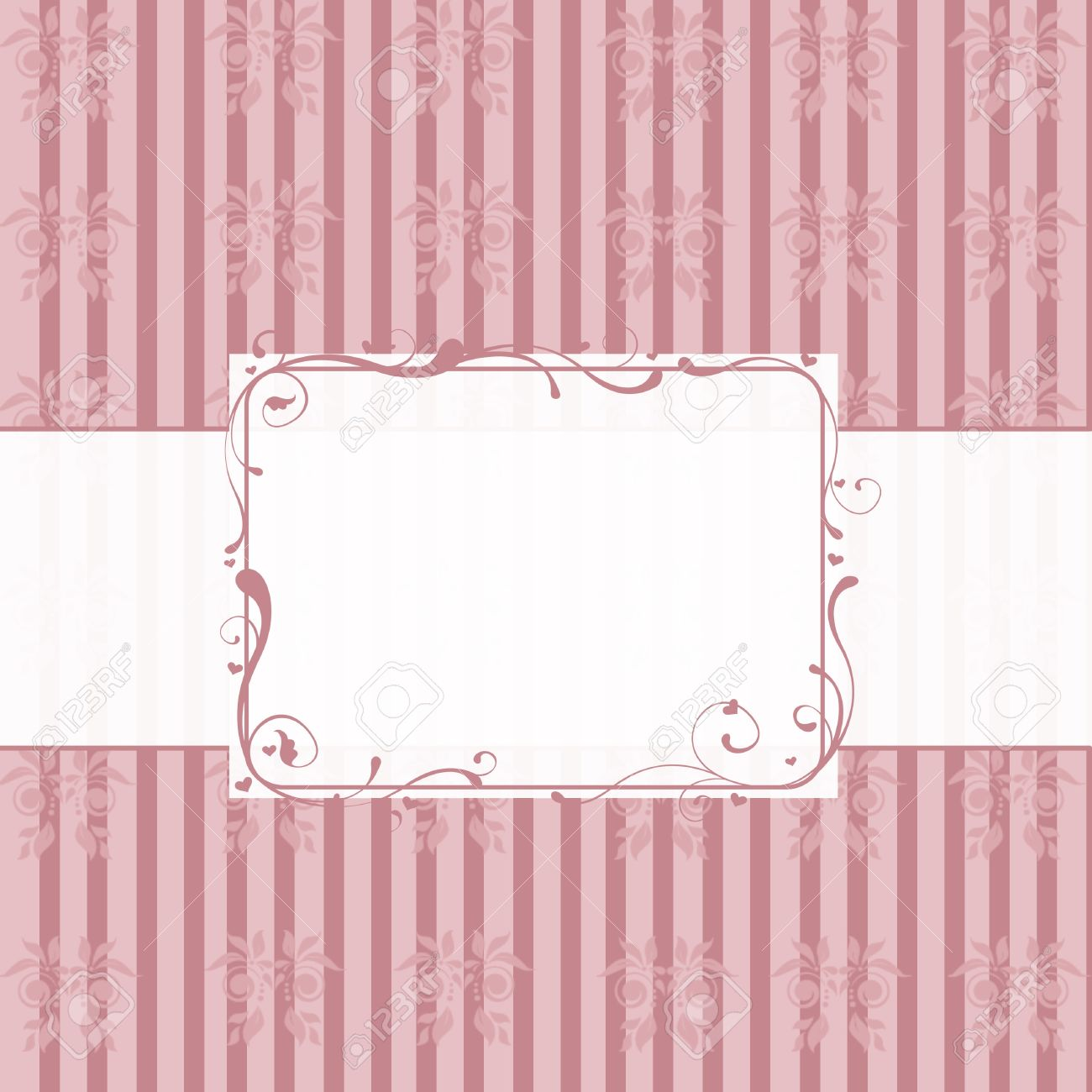 Vintage Kitchen Background With Place For Text