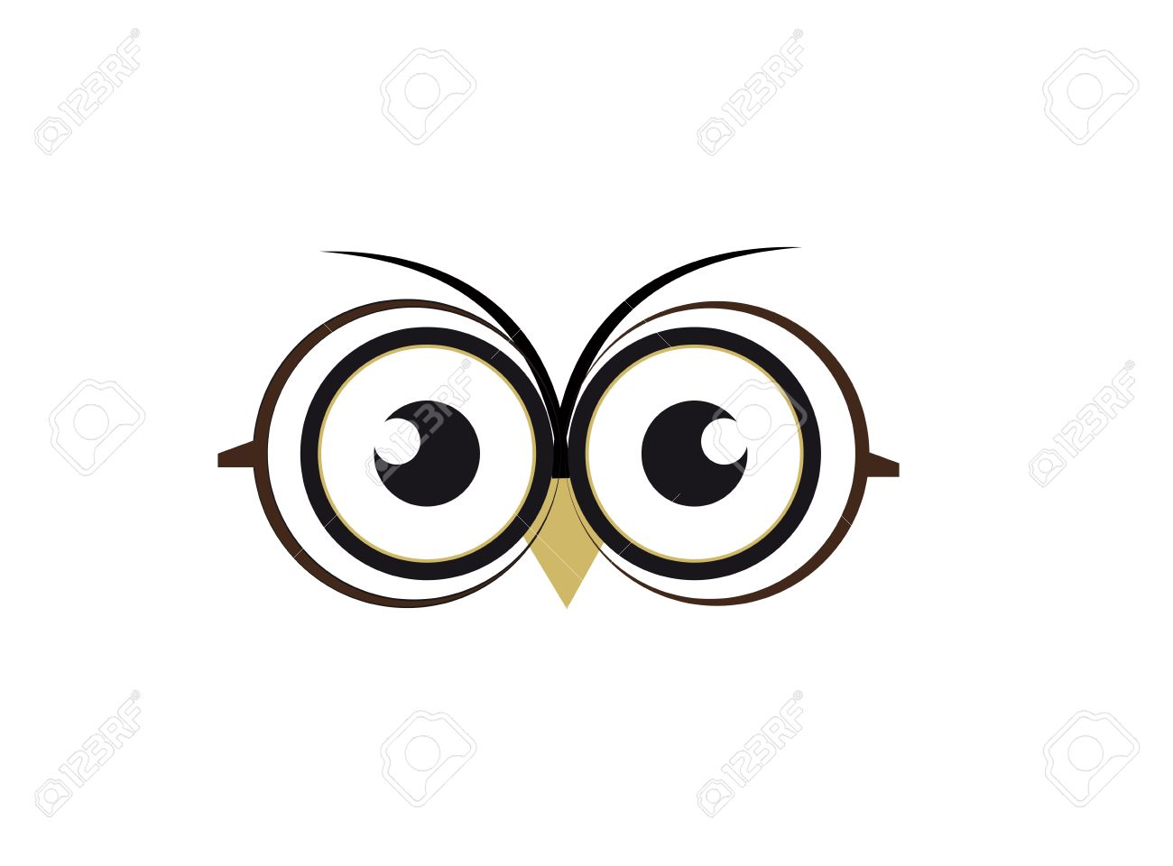 owl eyes stock photo picture and royalty free image image 32462652 rh 123rf com Abstract Owl Eyes Printable Owl Eyes