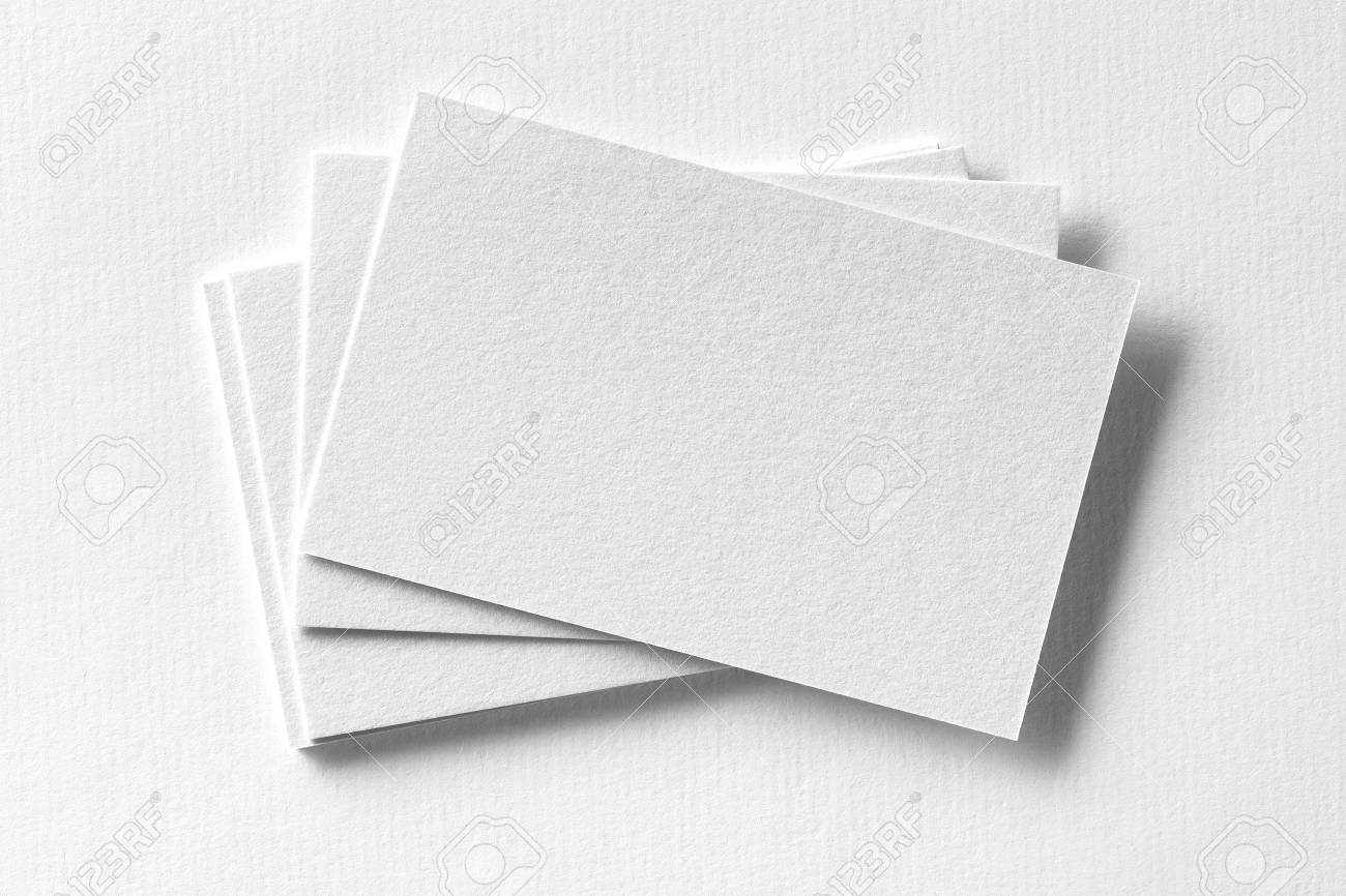 Mockup of business cards fan stack at white textured paper mockup of business cards fan stack at white textured paper background stock photo 66819002 reheart Image collections