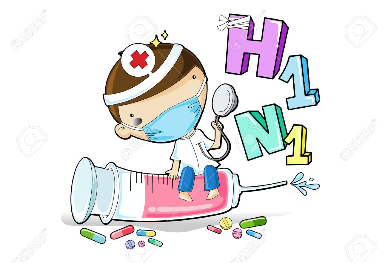 to fight h1n1 virus  H1n1 Virus Images