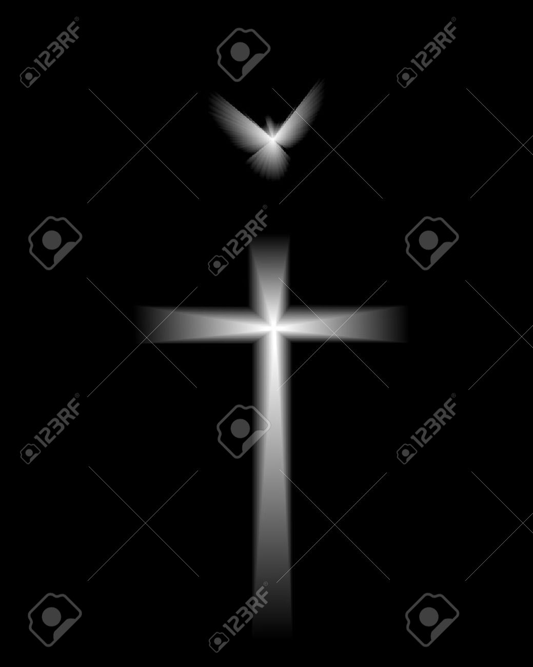 Background batik pattern stock photography image 803022 - White Cross Black Background