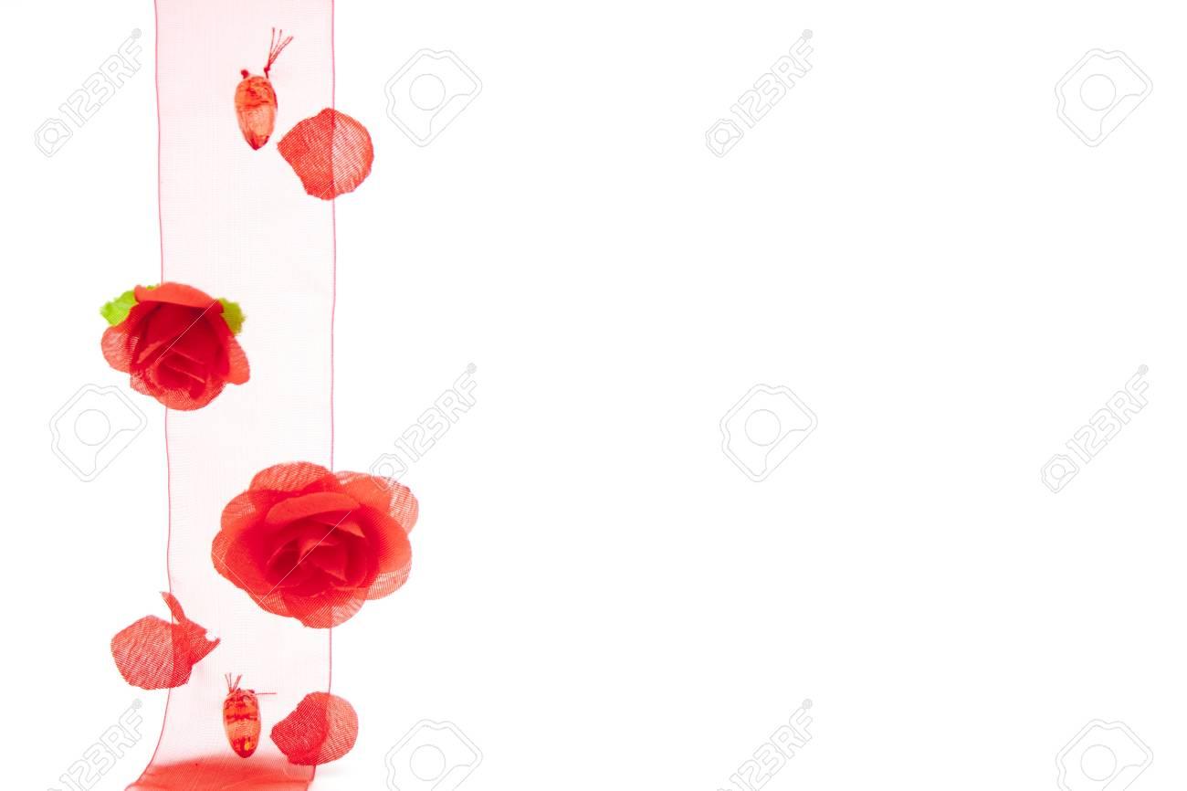 Rose tape Stock Photo - 12078626