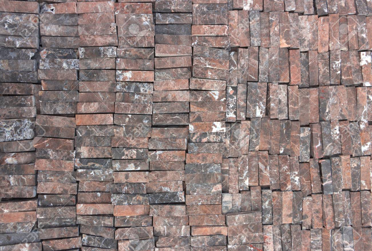 Brick tiles - a popular building material for facade cladding 93
