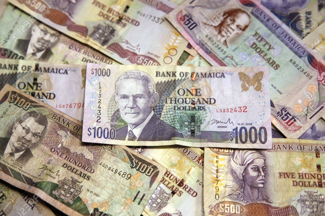 worksheet Jamaican Money jamaican currency stock photo picture and royalty free image 5899787