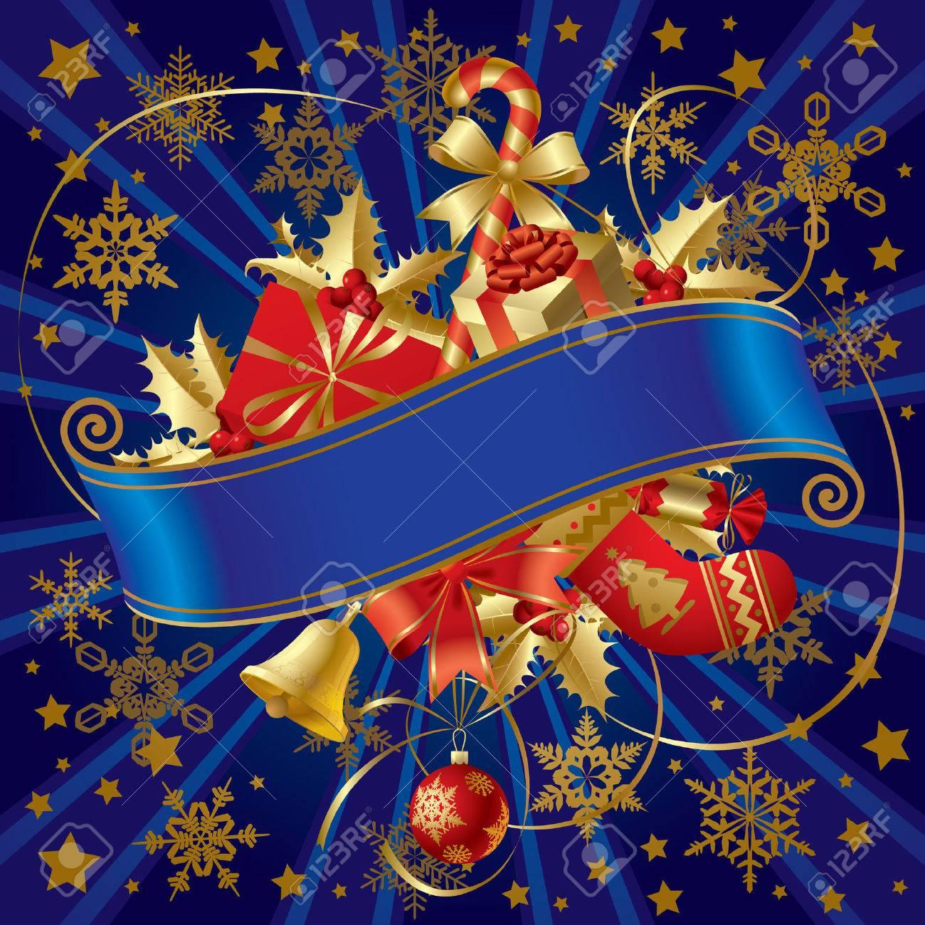 Vector Christmas banner Stock Vector - 4990583