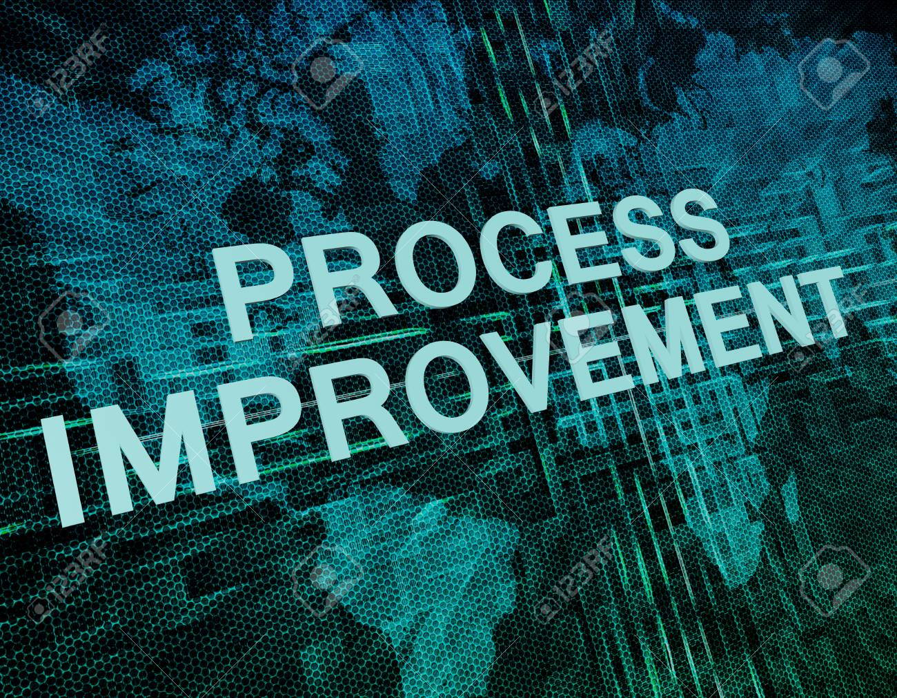 Process improvement text concept on green digital world map process improvement text concept on green digital world map background stock photo 44396832 gumiabroncs Images