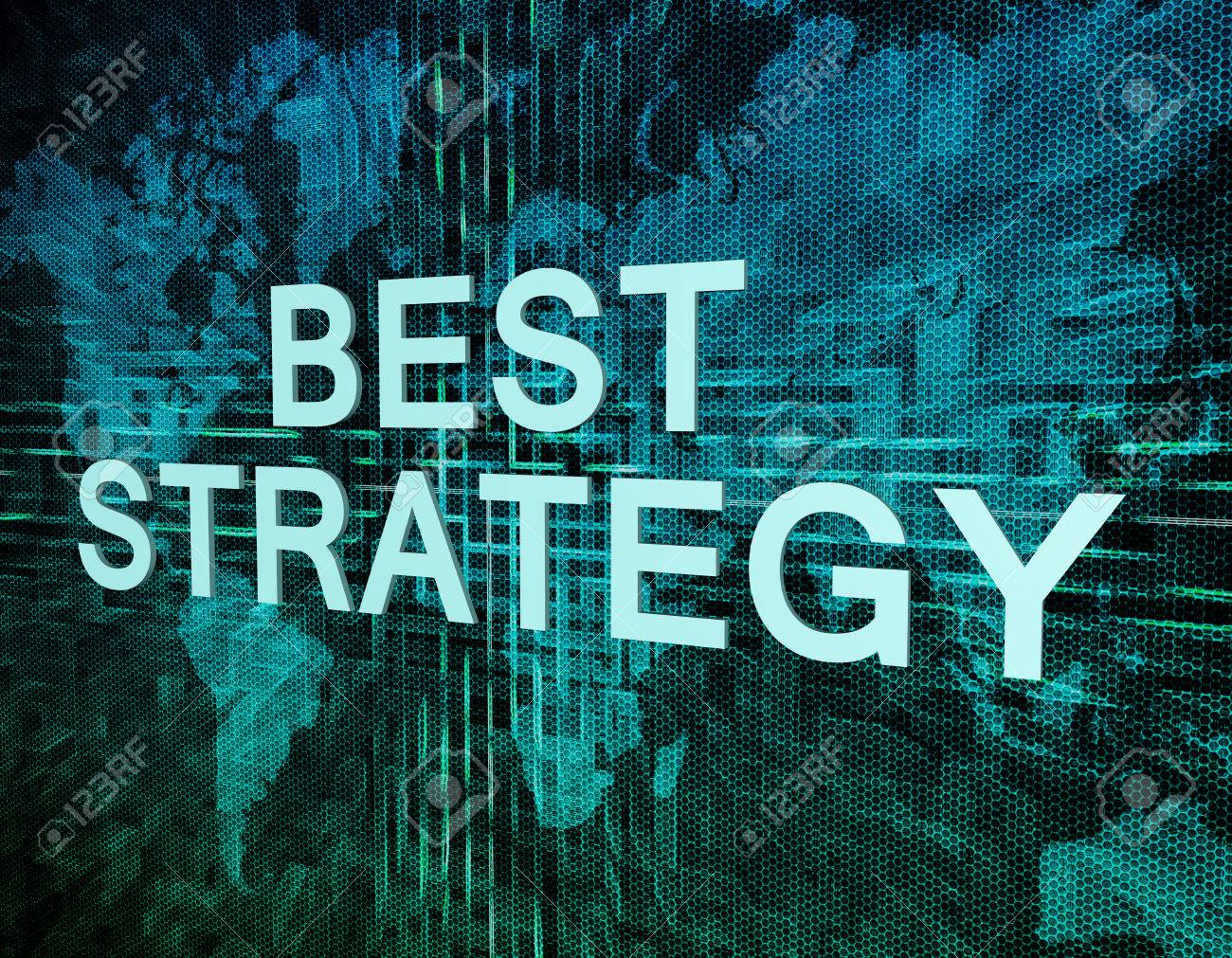 Best strategy text concept on green digital world map background best strategy text concept on green digital world map background stock photo 44593193 gumiabroncs Images