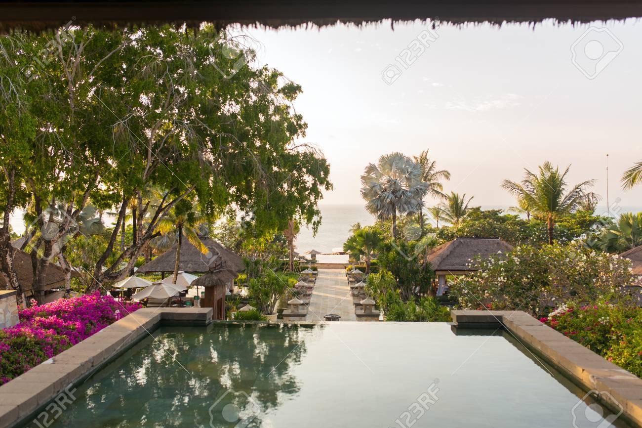 Time In Bali Indonesia