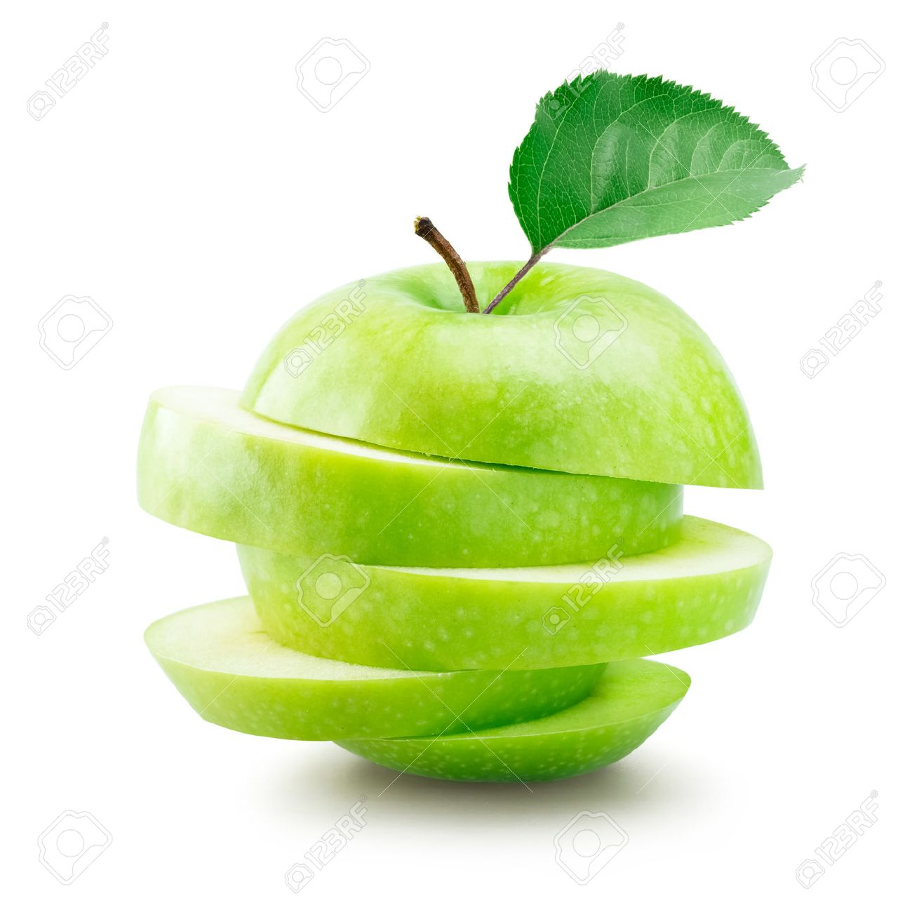 Green Apple Stock Images RoyaltyFree Images Vectors Shutterstock