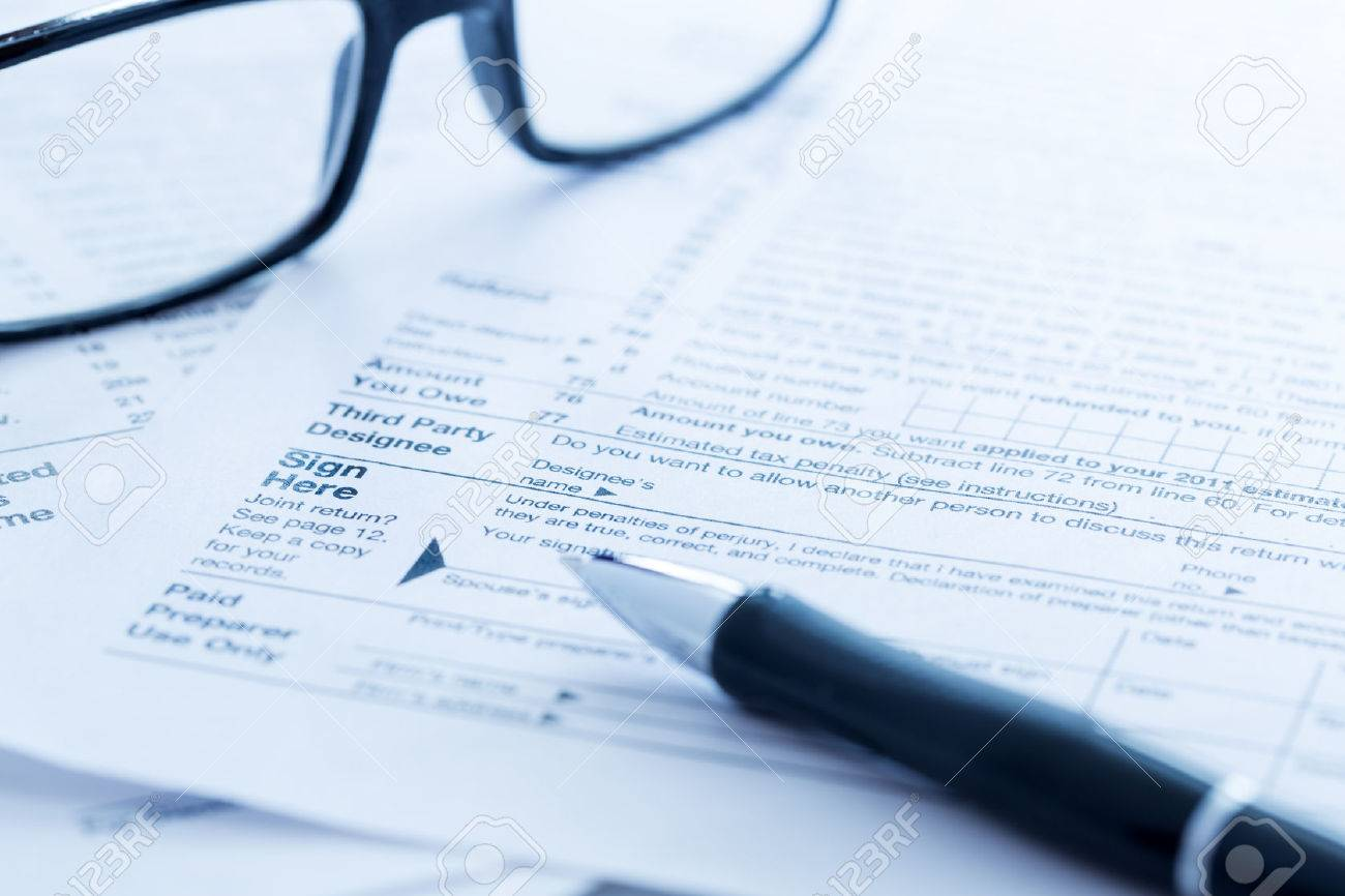 Tax forms - 53076723