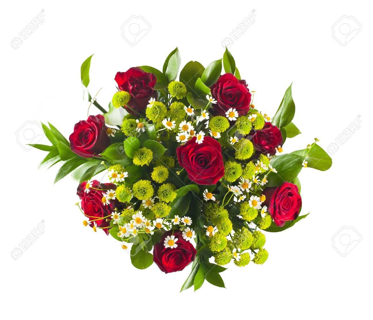 лови букет цветы