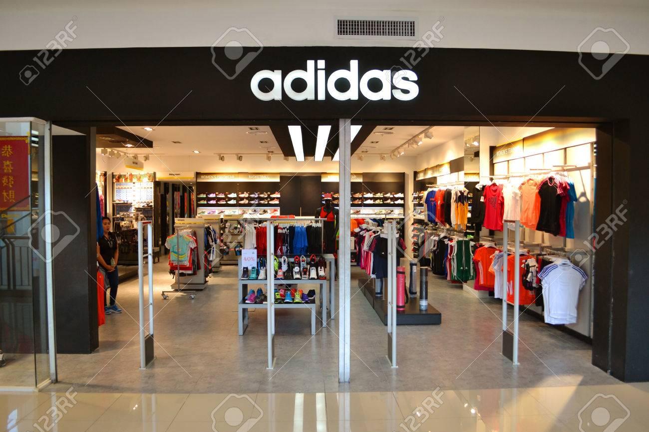 8e82703c22 Adidas magasin de sport dans Gaisano centre commercial est un des plus  célèbres spécialistes des sports