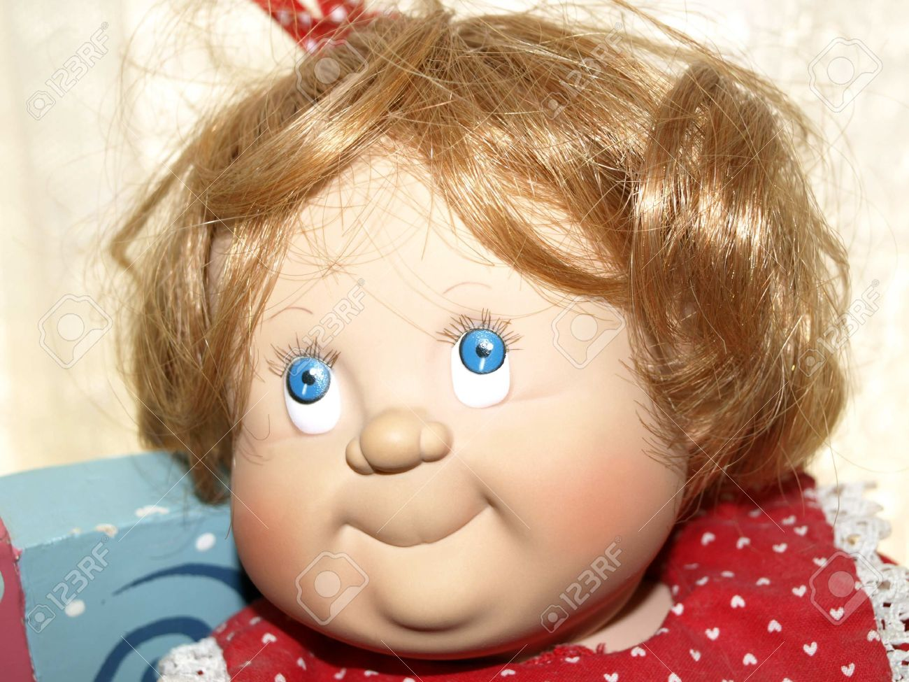 Cute Doll Face Stock Photo - 2274320