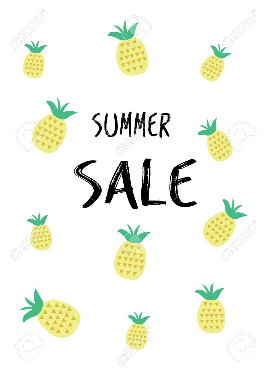 summer sale sign